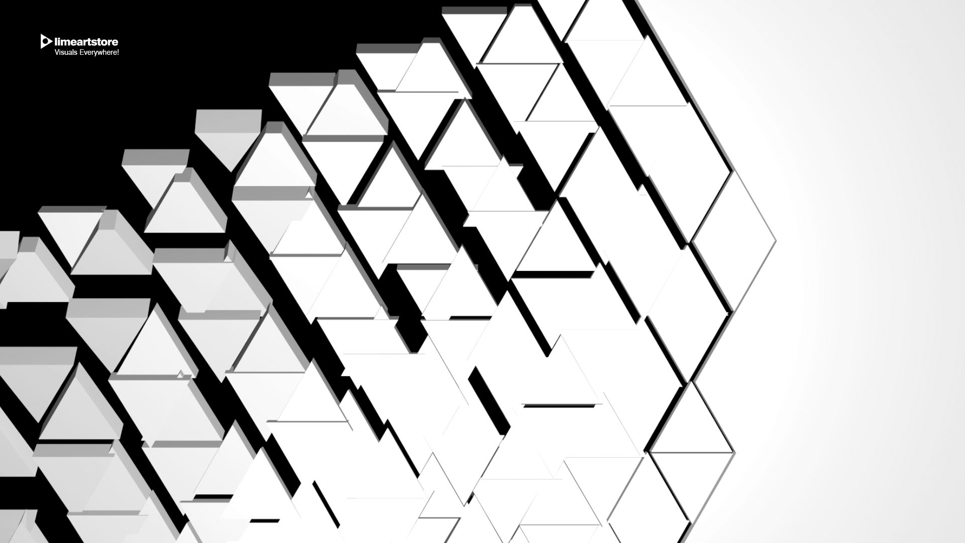 Video Mapping triangles