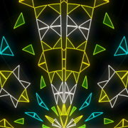 vj video background Colorama-Lines-Vj-Loop-LIMEART_003