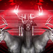 Drei-Red-Deer-Vj-Loop-LIMEART_002 VJ Loops Farm - Video Loops & VJ Clips