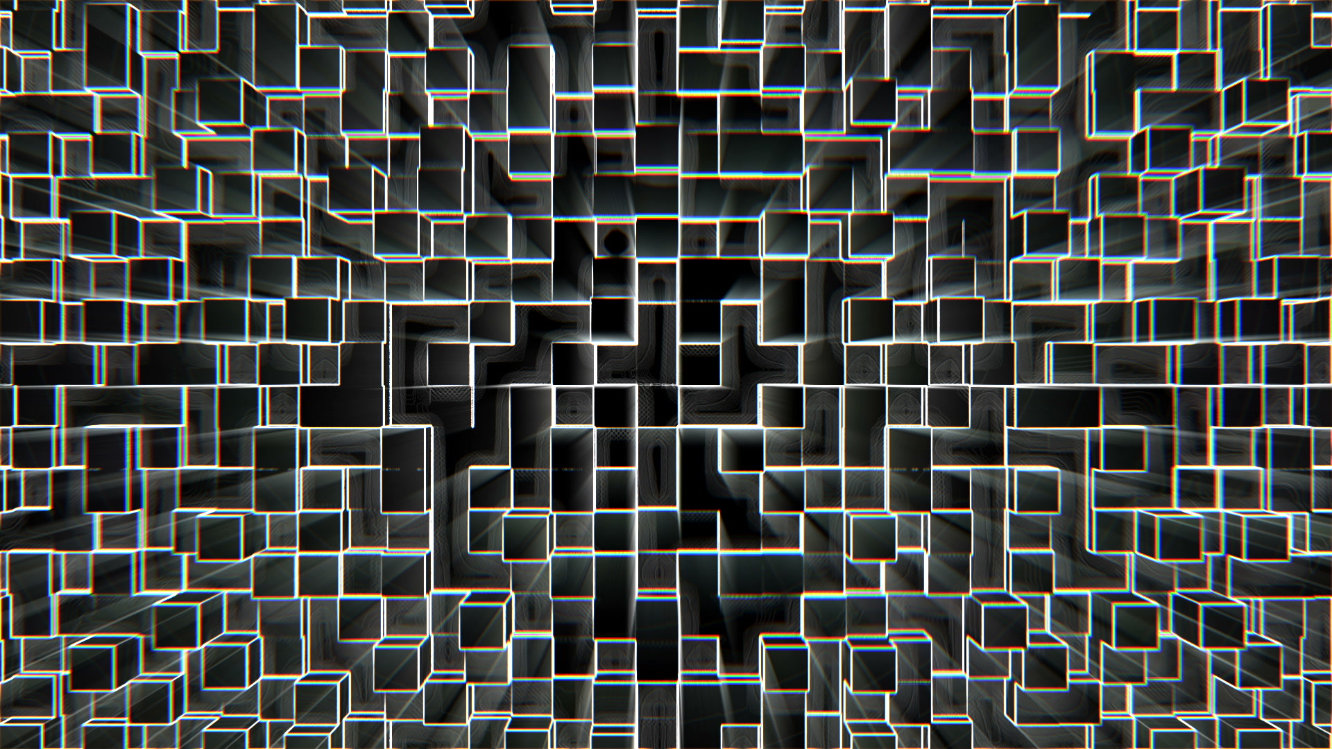 vj video background Extrudy-Lines-VJ-Loop-LIMEART_003