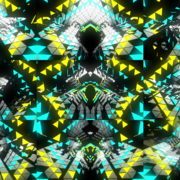 Gate-EDM-Bridge-LIMEART VJ Loops Farm - Video Loops & VJ Clips