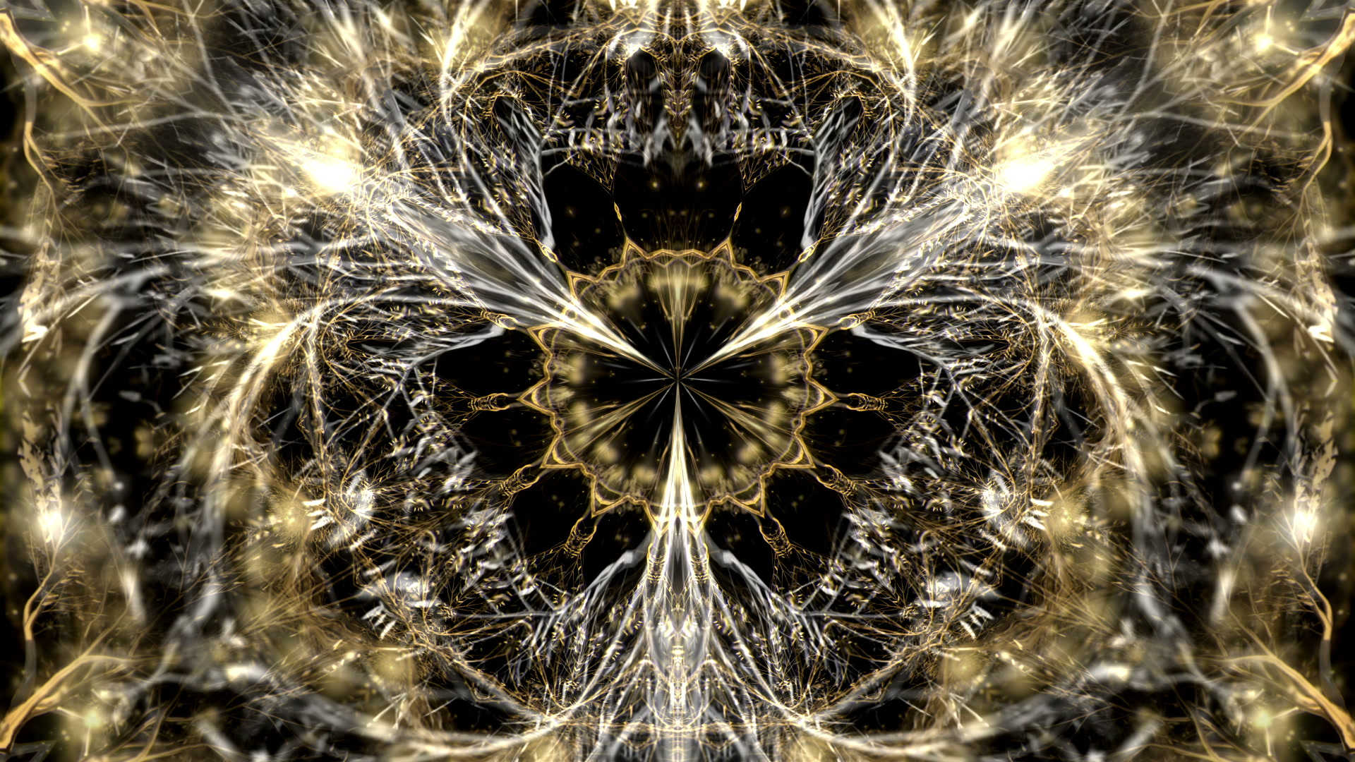vj video background Gilded-Roots-Neocortex-Gothic-Leaf-Vj-Loop-LIMEART_003