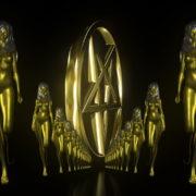 Gold-Evil-Girl-Vj-Loop-LIMEART_002 VJ Loops Farm - Video Loops & VJ Clips