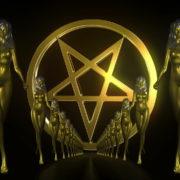 Gold-Evil-Girl-Vj-Loop-LIMEART_006 VJ Loops Farm - Video Loops & VJ Clips