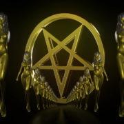 Gold-Evil-Girl-Vj-Loop-LIMEART_007 VJ Loops Farm - Video Loops & VJ Clips