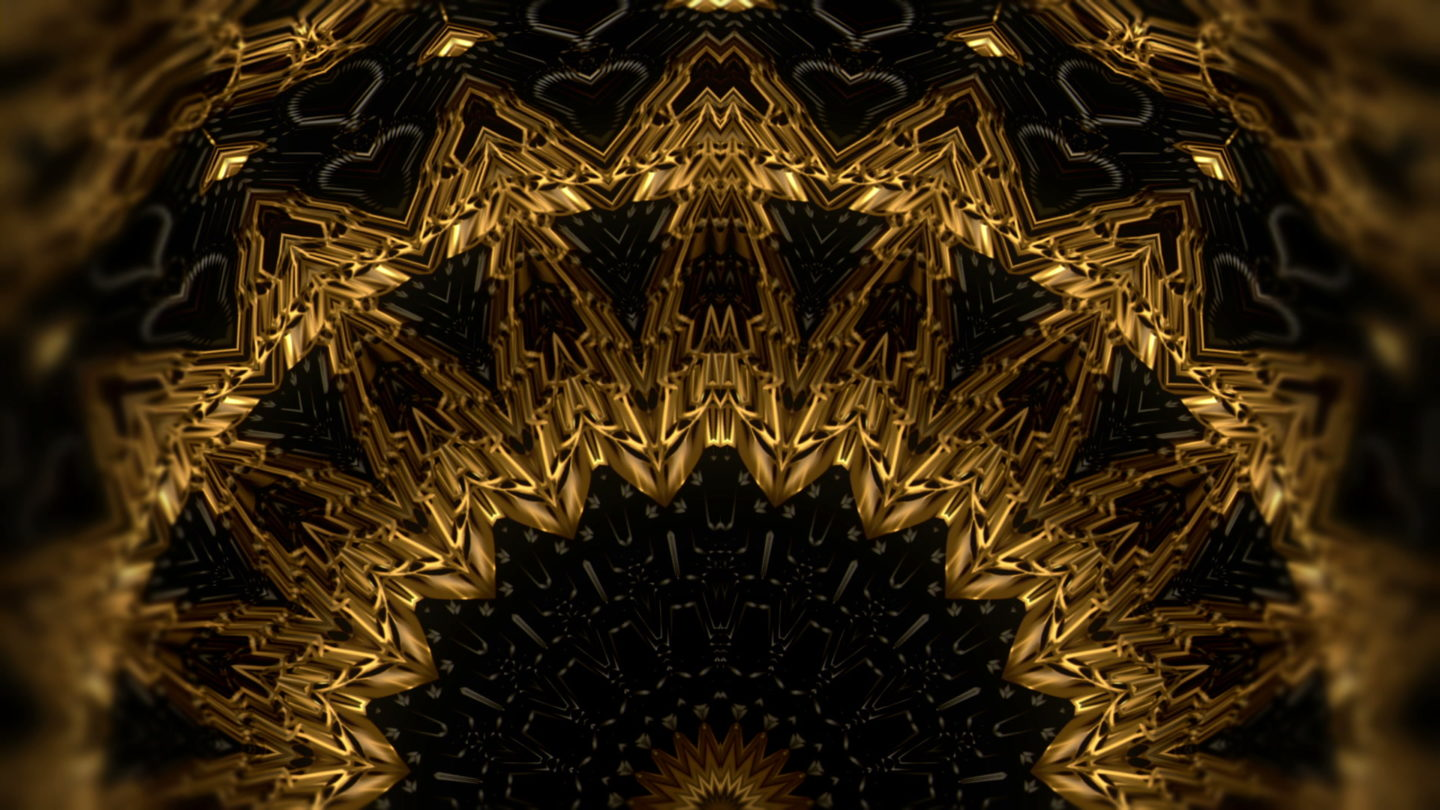 Gold-Saturn-Stage-Vj-Loop-LIMEART_006 VJ Loops Farm - Video Loops & VJ Clips