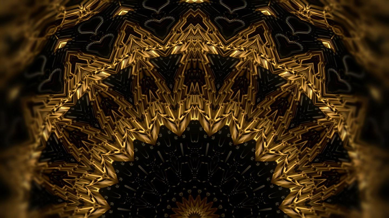 Gold-Saturn-Stage-Vj-Loop-LIMEART_006 VJ Loops Farm - Video Loops & VJ Clips