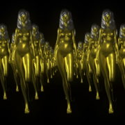 Goldfrau-Gold-Army-LIMEART-R1_1_002 VJ Loops Farm - Video Loops & VJ Clips