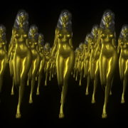 Goldfrau-Gold-Army-LIMEART-R1_1_004 VJ Loops Farm - Video Loops & VJ Clips