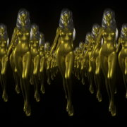 Goldfrau-Gold-Army-LIMEART-R1_1_007 VJ Loops Farm - Video Loops & VJ Clips