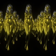 Goldfrau-Gold-Army-LIMEART-R1_1_009 VJ Loops Farm - Video Loops & VJ Clips