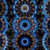 Gothic-Blue-Kaleido-LIMEART-VJ-Loop VJ Loops Farm - Video Loops & VJ Clips