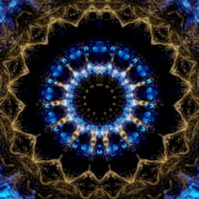 Gothic-Blue-Kaleido-LIMEART-VJ-Loop_001 VJ Loops Farm - Video Loops & VJ Clips