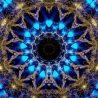 Gothic-Blue-Kaleido-LIMEART-VJ-Loop_005 VJ Loops Farm - Video Loops & VJ Clips
