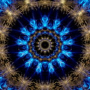 Gothic-Blue-Kaleido-LIMEART-VJ-Loop_006 VJ Loops Farm - Video Loops & VJ Clips