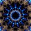 Gothic-Blue-Kaleido-LIMEART-VJ-Loop_007 VJ Loops Farm - Video Loops & VJ Clips