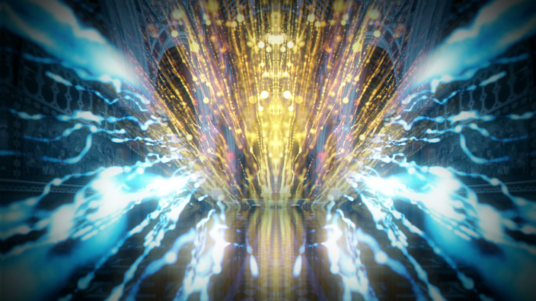 vj video background Gothic-Teather-Flow-4K-Vj-Loop-LIMEART_003
