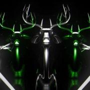 Green-Deer-Vj-Loop-LIMEART-FullHD_1_004 VJ Loops Farm - Video Loops & VJ Clips