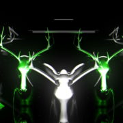 Green-Deer-Vj-Loop-LIMEART-FullHD_1_005 VJ Loops Farm - Video Loops & VJ Clips