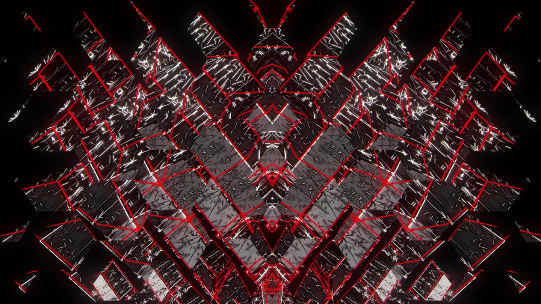 vj video background Heartbeat-Strobe-LIMEART-VJ-Loop_003