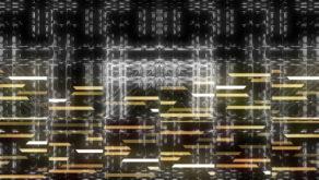 vj video background Minimal-White-Background-V4-Gold_003