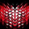 Polygonal-Heartbeat-Symbol-LIMEART_001 VJ Loops Farm - Video Loops & VJ Clips