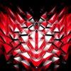 vj video background Polygonal-Heartbeat-Symbol-LIMEART_003
