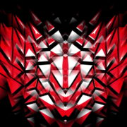 Polygonal-Heartbeat-Symbol-LIMEART_004 VJ Loops Farm - Video Loops & VJ Clips