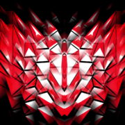 Polygonal-Heartbeat-Symbol-LIMEART_006 VJ Loops Farm - Video Loops & VJ Clips