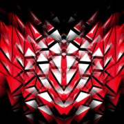 Polygonal-Heartbeat-Symbol-LIMEART_007 VJ Loops Farm - Video Loops & VJ Clips