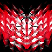 Polygonal-Heartbeat-Symbol-LIMEART_008 VJ Loops Farm - Video Loops & VJ Clips