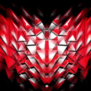 Polygonal-Heartbeat-Symbol-LIMEART_009 VJ Loops Farm - Video Loops & VJ Clips