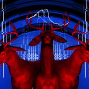 Red-Deer-LIMEART-FullHD-Vj-Loop_004 VJ Loops Farm - Video Loops & VJ Clips