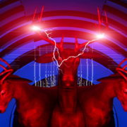 Red-Deer-LIMEART-FullHD-Vj-Loop_005 VJ Loops Farm - Video Loops & VJ Clips