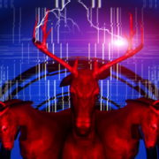 Red-Deer-LIMEART-FullHD-Vj-Loop_009 VJ Loops Farm - Video Loops & VJ Clips