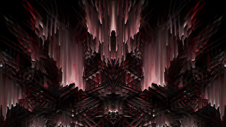 vj video background Red-Pixels-LIMEART-VJ-Loop_003