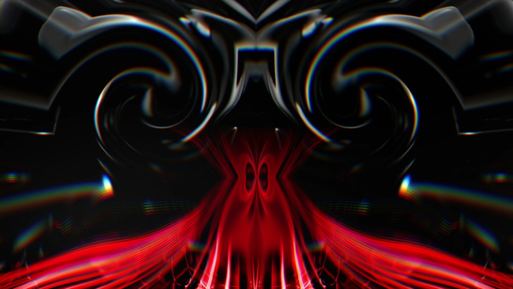 vj video background SKull-Face-Red-Abstract-Background-Texture-Video-Loop-Z-17_003