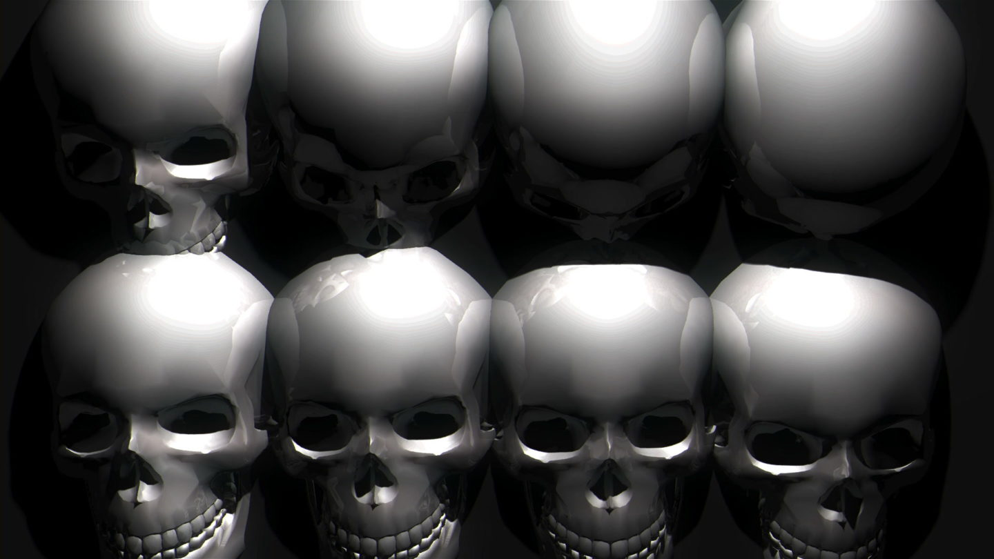 Skull-Head-FullHD-Vj-Loop-LIMEART_001 VJ Loops Farm - Video Loops & VJ Clips