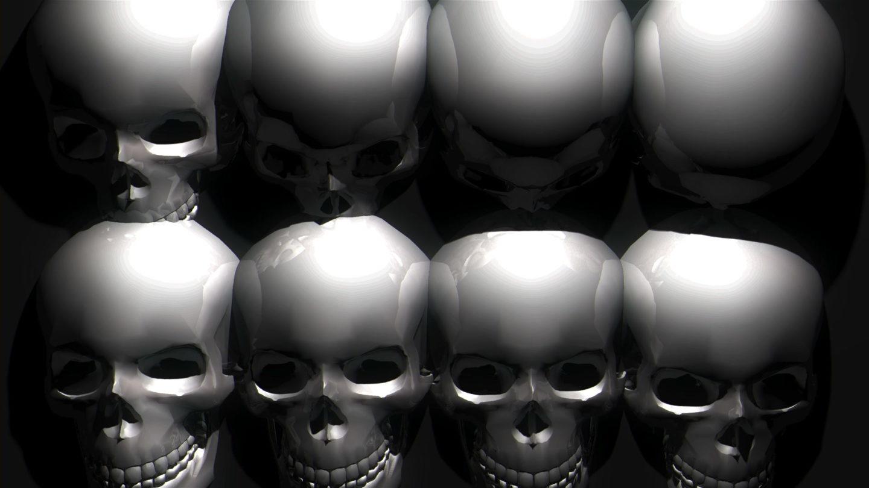 Skull-Head-FullHD-Vj-Loop-LIMEART_001 VJ Loops Farm - Video Loops & VJ Clips