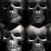 Skull-Head-FullHD-Vj-Loop-LIMEART_003 VJ Loops Farm - Video Loops & VJ Clips