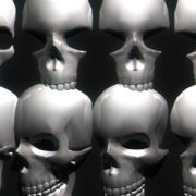 Skull-Head-FullHD-Vj-Loop-LIMEART_005 VJ Loops Farm - Video Loops & VJ Clips