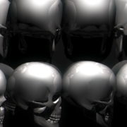 Skull-Head-FullHD-Vj-Loop-LIMEART_006 VJ Loops Farm - Video Loops & VJ Clips