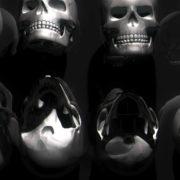 Skull-Head-FullHD-Vj-Loop-LIMEART_009 VJ Loops Farm - Video Loops & VJ Clips