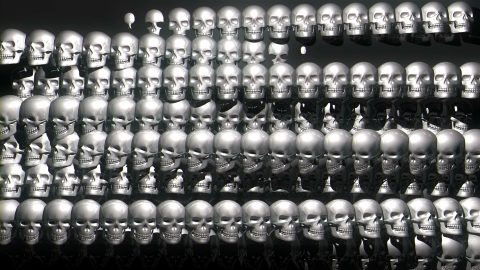 Skull-Pattern-Short-Vj-Loop-Full-HD_001 VJ Loops Farm - Video Loops & VJ Clips