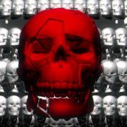 Skull-Shake-Red-Skull-Pattern-Short-Vj-Loop-Full-HD-LIMEART_002 VJ Loops Farm - Video Loops & VJ Clips
