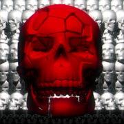 Skull-Shake-Red-Skull-Pattern-Short-Vj-Loop-Full-HD-LIMEART_004 VJ Loops Farm - Video Loops & VJ Clips