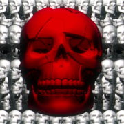 Skull-Shake-Red-Skull-Pattern-Short-Vj-Loop-Full-HD-LIMEART_005 VJ Loops Farm - Video Loops & VJ Clips