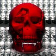 Skull-Shake-Red-Skull-Pattern-Short-Vj-Loop-Full-HD-LIMEART_009 VJ Loops Farm - Video Loops & VJ Clips