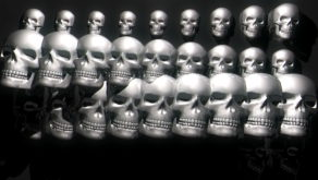 Skull-Wall-FullHD-Vj-loop_001 VJ Loops Farm - Video Loops & VJ Clips