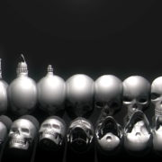 Skull-Wall-FullHD-Vj-loop_006 VJ Loops Farm - Video Loops & VJ Clips